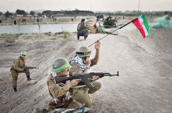 イラク 攻撃