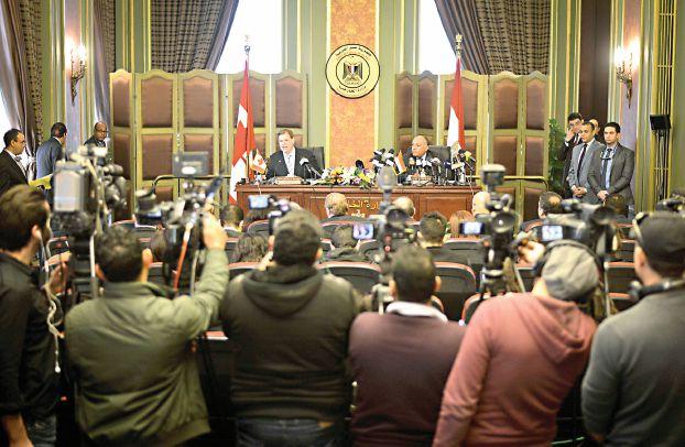 エジプト:カナダ外相のカイロ訪...